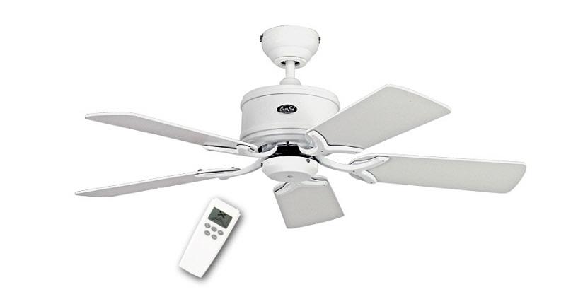 Casafan eco elements - Ventilateur plafond silencieux avec telecommande ...